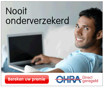 Advertentie Ohra